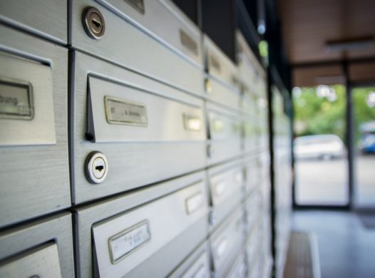 mailboxes - Offices