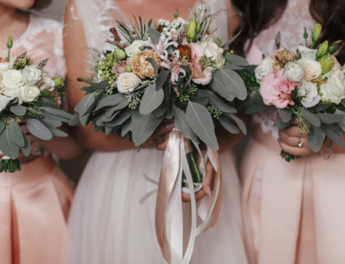 Picking Your Bridesmaids: Who, Why And How To Ask