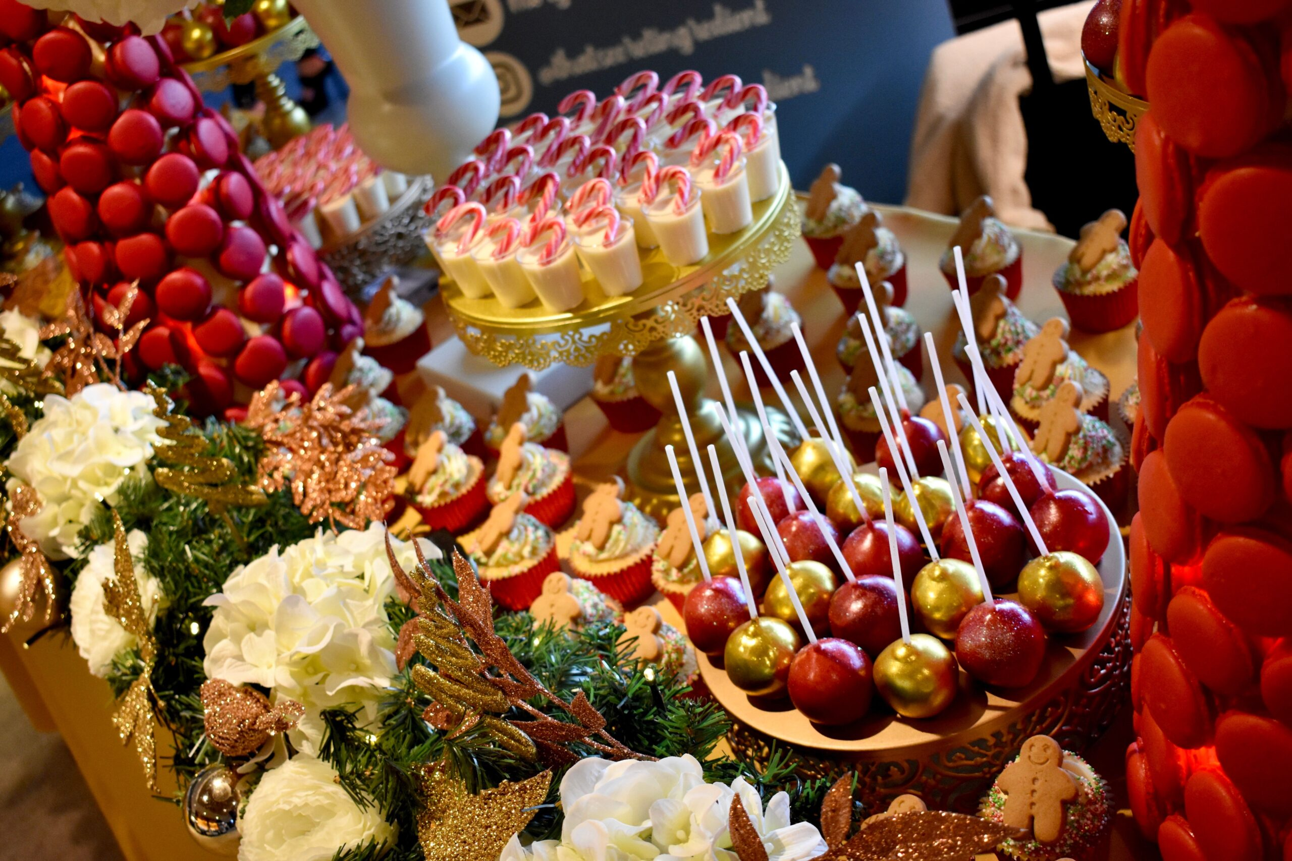 sweets scaled - Christmas Party's
